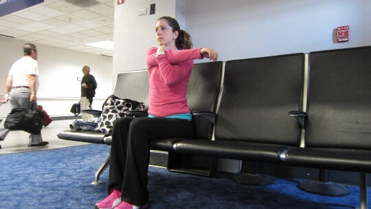 Episode 32: 7 travel stretches to do when flying!